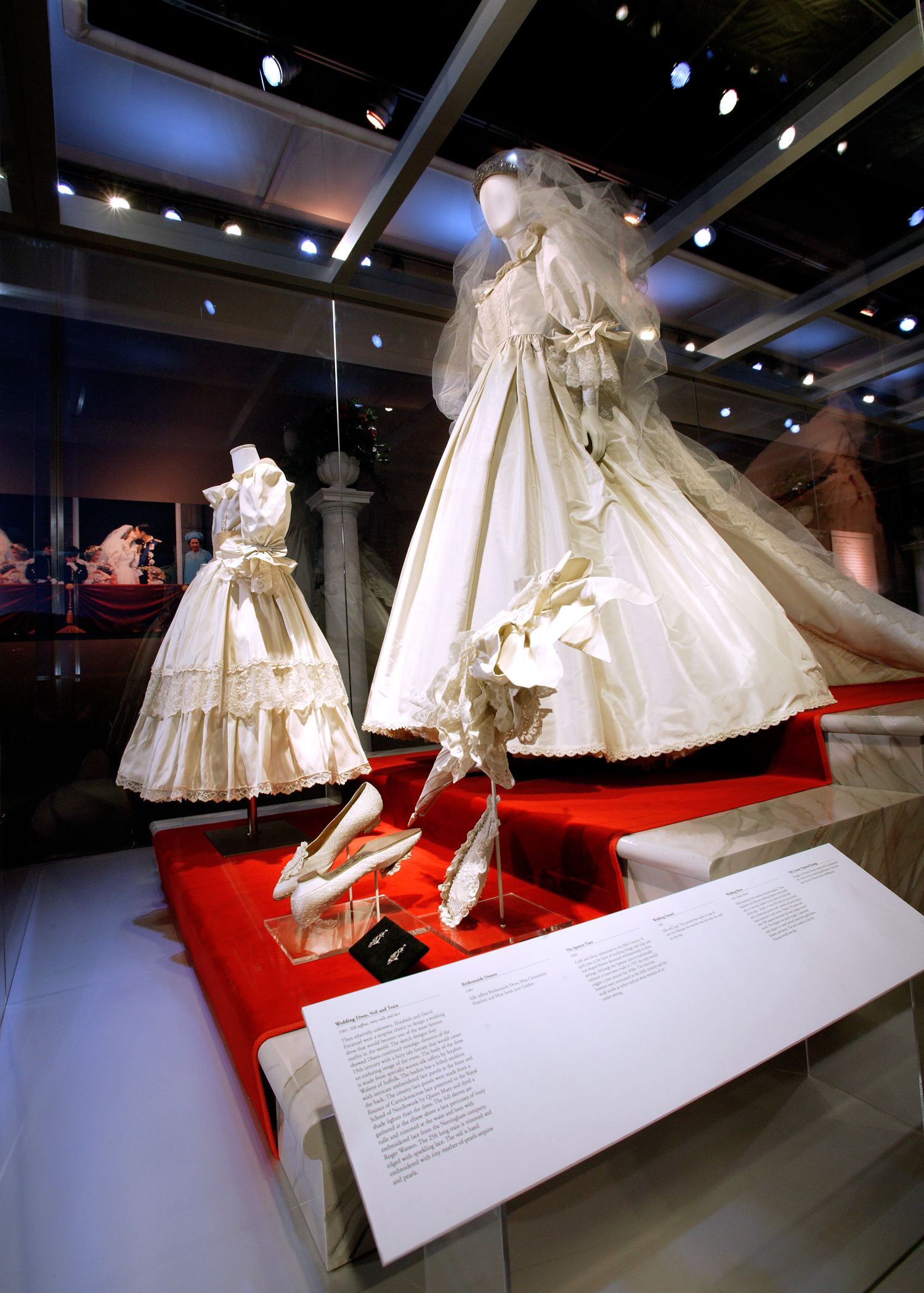 Princess Diana Exhibit Final Showing In Cincy Includes