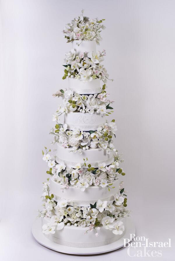 Interview With Master Pastry Chef Ron Ben Israel Host Of Food - Ben Israel Wedding Cakes