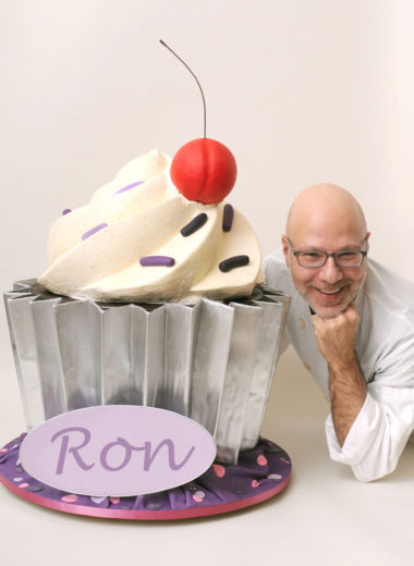 Latest Wedding Cake Trends With Ron Ben-Israel