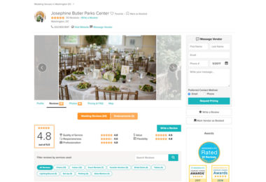 WeddingWire Helps to Empower Couples and Advance Businesses with Record Number of Reviews