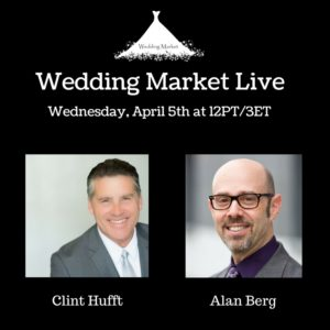 Wedding Market Live - Alan Berg & Clint Hufft