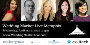 Wedding Market Live Memphis - The Future In Wedtech @ The Guest House Of Graceland  | Memphis | Tennessee | United States