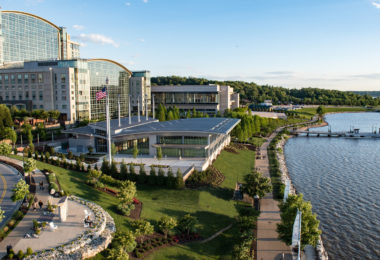 Gaylord National Resort Unveils Newest Waterfront Venue
