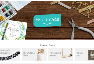 Handmade at Amazon Introduces the Wedding Shop