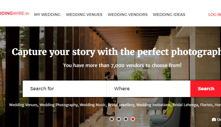 WeddingWire Accelerates International Expansion With Footprint In India