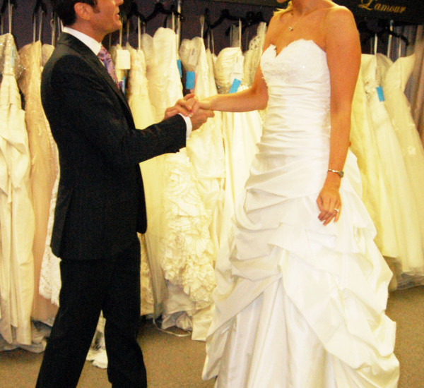 """TLC \'s """"Say Yes To The Dress"""" Star Randy Fenoli Makes A Special ..."""