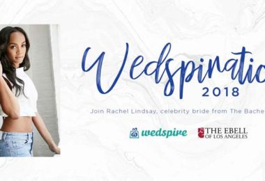 Wedspire Partners with Celebrity Bride Rachel Lindsay for Launch of New Feature